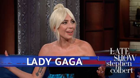 Lady Gaga Credits Bradley Cooper For Believing In Her Youtube