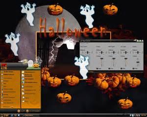 Free Halloween Desktop Themes