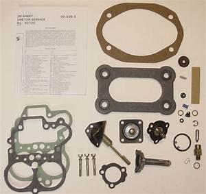 Holley Carburetor Rebuild Instructions