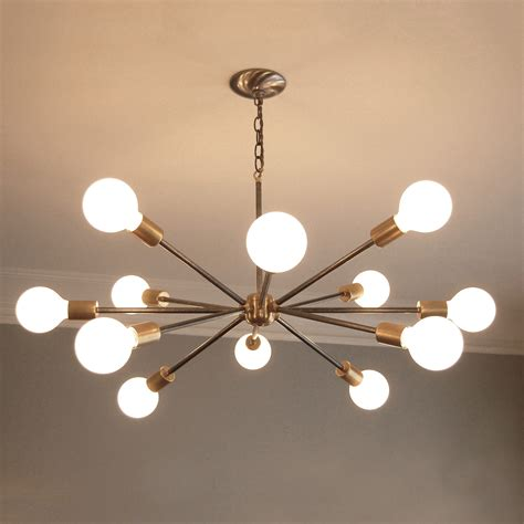 luxury mid century modern chandelier 73 on interior decor