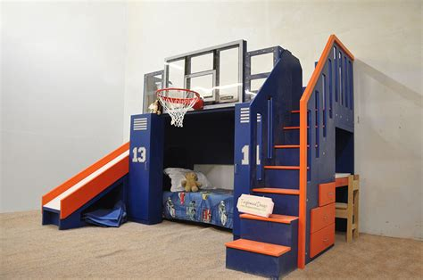 low price bunk beds the basketball bunk bed backboard slide and more
