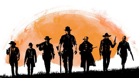 Red Dead Redemption 2 Wallpapers Hd Wallpapers Id 20063