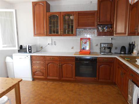 cuisine equipee bois cuisine equipee bois clair maison moderne