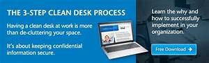 Clean Desk Policy Template Clear Desk Policy Diyda Org Diyda Org