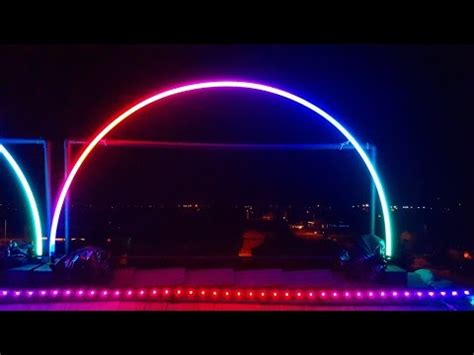 how to build a christmas arch building leaping pex arches 2015