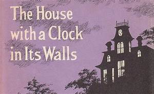 Russorosso for The house with a clock in its walls movie