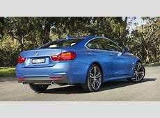 2016 BMW 4 Series Coupe Review photos CarAdvice