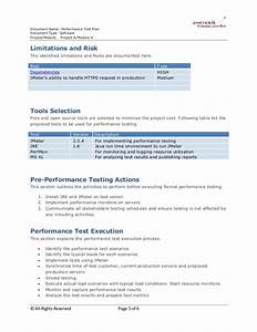 sample test plan With test automation strategy document template