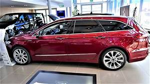 Ford Mondeo Vignale 2017 : 2018 2017 ford fusion wagon mondeo vignale 2 0 twin turbo review presentation 4k youtube ~ Dallasstarsshop.com Idées de Décoration