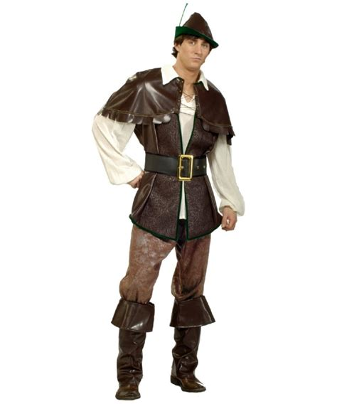 Robin Hood Movie Costume for Adults - Movie Costumes