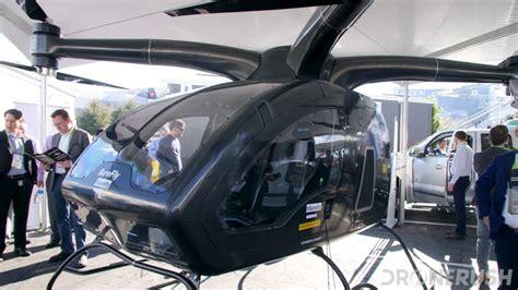 drone taxi service passenger drones dronerush