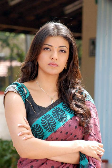 kajal aggarwal  saree   hd bollywood