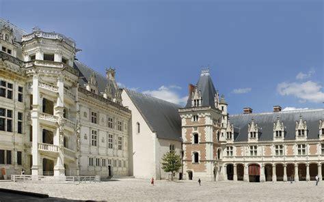 escalier chateau de blois the visit itinerary site ch 226 teau de blois anglais