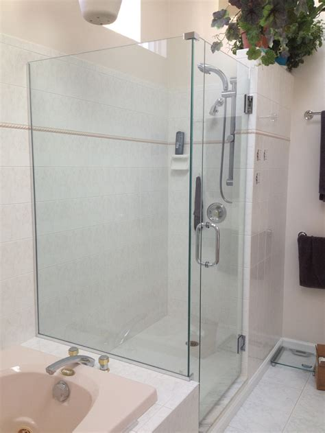 At Shower by Glass Shower Doors Glass Shower Enclosures Flower City