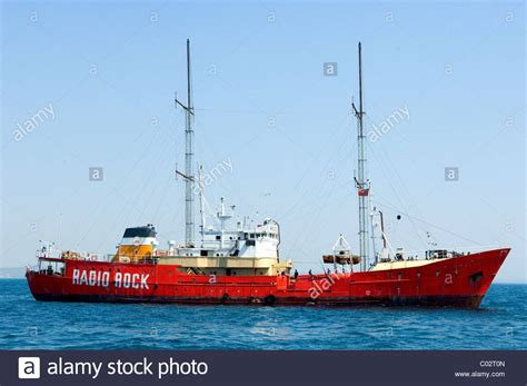 Pirate Radio Boat Uk by Pirate Stock Photos Pirate Stock Images Alamy