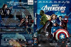 The Avengers - Movie DVD Custom Covers - 144 :: DVD Covers