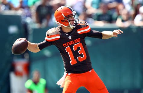 wallpaper josh mccown cleveland browns football sport