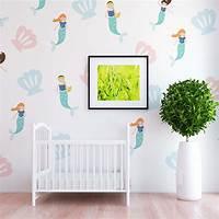 trending mermaid wall decals Best 25+ Mermaid wall decals ideas on Pinterest | Little mermaid room, Mermaid girls rooms and ...