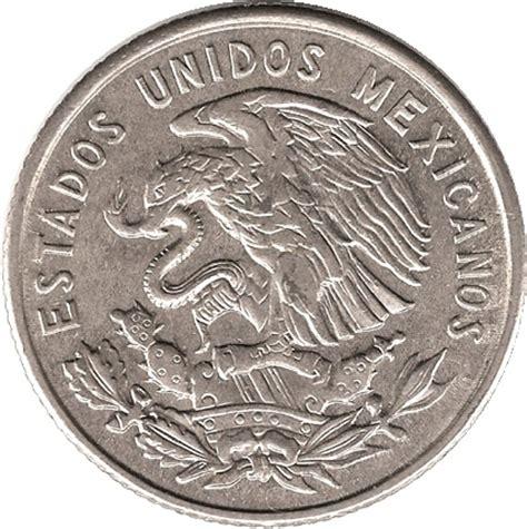 25 centavos mexico numista