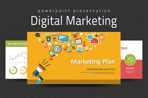 Digital Marketing by Digital Marketing Strategy Ppt Powerpoint Templates
