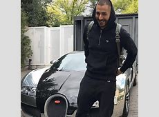 Top 25 footballers' cars Arsenal, Chelsea, Liverpool and
