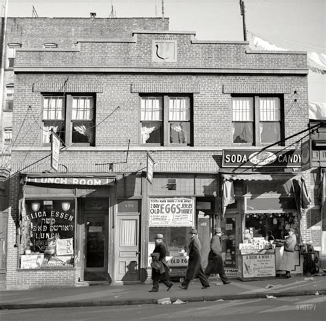 Kitchen Express East Boston by Every Egg Guaranteed 1936 Shorpy Photos Vintage