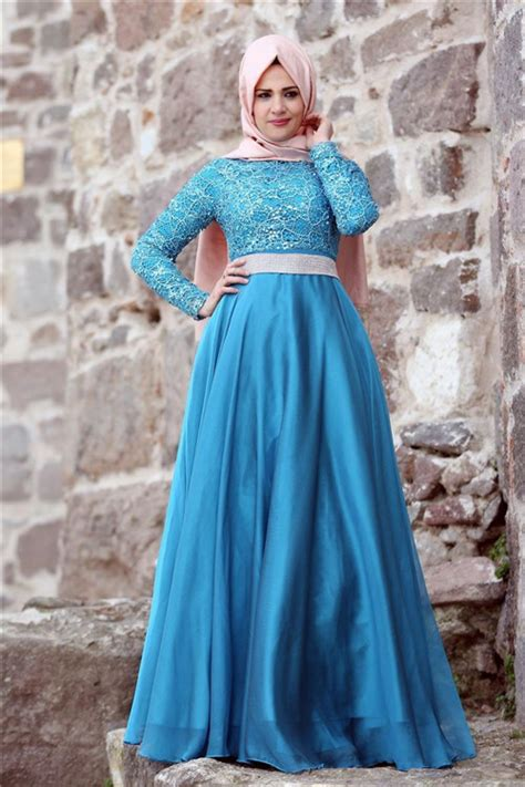 trendy islamic formal dresses hijabiworld