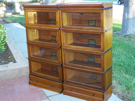 Bookcase Sale by Antique Lawyer Barrister Bookcases That Sold