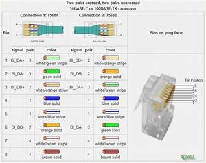 Cat6 Wiring Diagram Rj11 In 2019