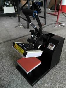 2019 15 15cm Mini Manual Heat Press Machine And Transfer
