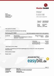 Umsatzsteuerbefreit Nach 19 Ustg Rechnung : rechnungsvorlage und angebotsvorlage ~ Themetempest.com Abrechnung