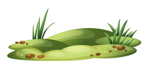Patch With Grass Transparent Png Clipart