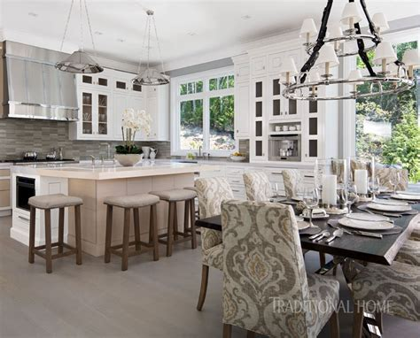 Glimmering Showhouse Kitchen by Glimmering Showhouse Kitchen Traditional Home