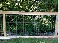 Good Ideas For Hog Wire Fencing — Home Ideas Collection