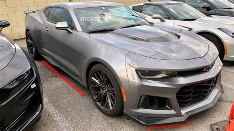 Chevy Camaro Ss Engine by 2019 Chevrolet Camaro Zl1 Convertible For Sale 2019