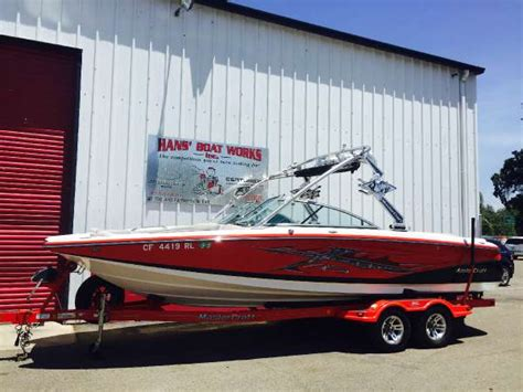 Mastercraft Boats For Sale In California by Mastercraft Boats For Sale In Visalia California