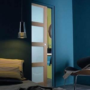 Porte à Galandage Prix : portes galandage port galandage sur enperdresonlapin ~ Premium-room.com Idées de Décoration