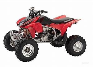 User Manual 2005 Honda Trx450r Guide