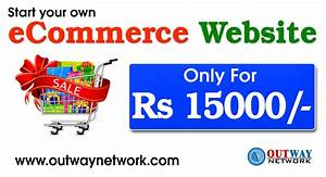 eCommerce Website Development Company India | Outway Network