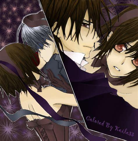 Anime Vampire And Werewolf Love