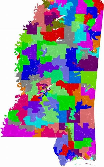Mississippi Representatives Ms Current Redistricting Bdistricting