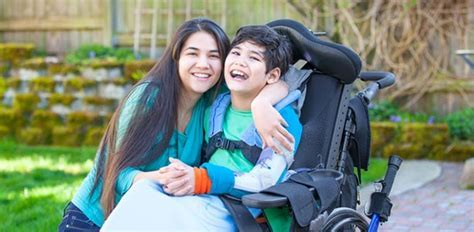 Young people with disability  relationships with support