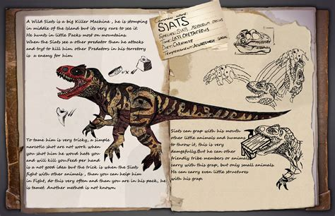 siats dossier ark dinosaurs deviantart feathers hase without favorite know he