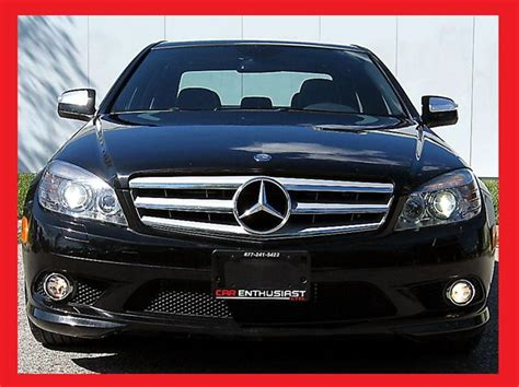 The letters a, m and g don't hold special meaning for most people. 2010 Mercedes-Benz C-Class C300 4MATIC AMG - Toronto, Ontario Used Car For Sale