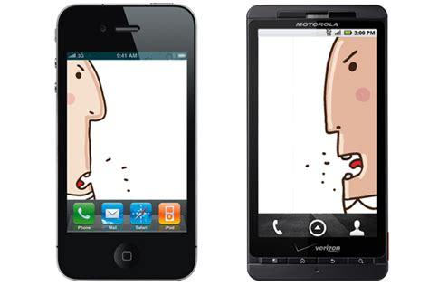 android to iphone to iphone vs android pcworld