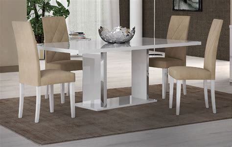 lisa dining room italy modern formal dining sets dining
