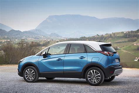 Opel Cars by Opel Crossland X Specs Photos 2017 2018 2019
