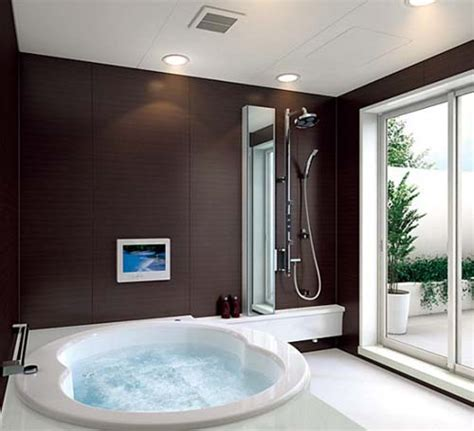 modest by design simple and modern bathroom designs by toto