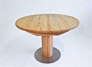 Esstisch Rund Ausziehbar Holz : design tisch rund ausziehbar ~ Bigdaddyawards.com Haus und Dekorationen