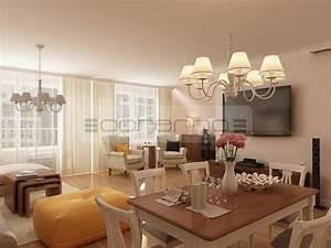 Moderne Raumgestaltung Wohnzimmer